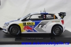 volkswagen polo r wrc č.1 winner rallye spain 2014