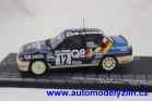 ford siera rs cosworth 4x4 č.12 rally monte carlo 1991